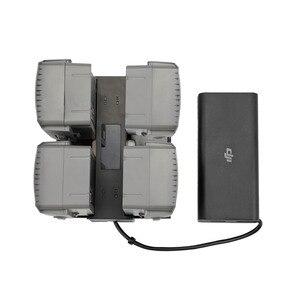 Image 2 - 4 in 1 Mavic 2 Battery Charging Hub for DJI Mavic 2 Pro Charger Mavic 2 Zoom Adapter Drone Digital LED Display Charge Port