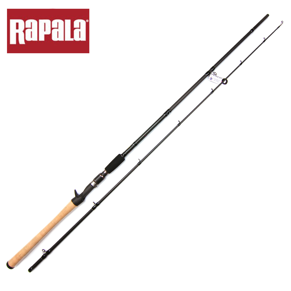Rapala brand snakehead hunter carbon lure fishing rod mh for Best all around fishing rod