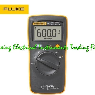 Fast arrival Fluke 101 Basic Digital Multimeter !!! Brand New !!!! Original F101 Pocket digital multimeter auto range F101 victor vc70f digital multimeter