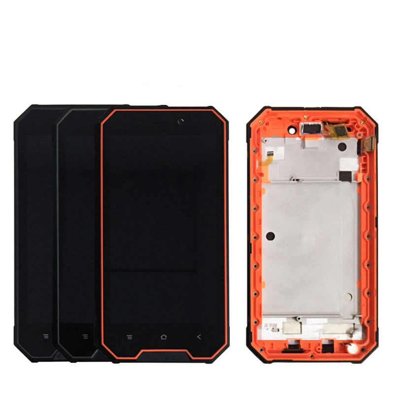 For Blackview BV4000 LCD Display and Touch screen Assembly With Frame For bv4000 pro lcd Digitizer Glass Panel+free toolsFor Blackview BV4000 LCD Display and Touch screen Assembly With Frame For bv4000 pro lcd Digitizer Glass Panel+free tools