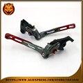 Ajustável Folding Extensível Embreagem Do Freio Alavanca Para TRIUMPH Bonneville/se/T100/TIGRE Preto 1050/SPORT 800/XC Motocicleta LIVRE