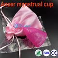 Menstrual cup feminine cloth packing silicone copa menstrual softcup-menstrual-cup diva cup FDA