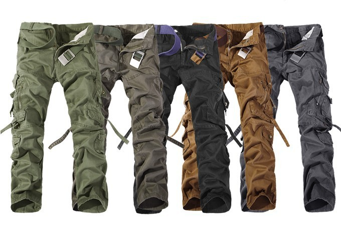Popular European Style Cargo Work Pants-Buy Cheap European Style ...