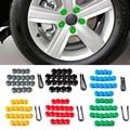 321601173A 8D0012244A 20pcs Wheel Lug Nut Center Cover Caps + Removal Tool For VW Golf Passat Audi A1 A4 A3 Q5 Q7 2013 2014 2015