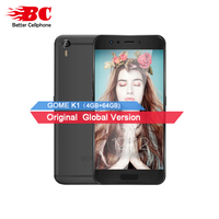 Original GOME K1 4G LTE Smartphone MTK6757 2 3 GHz Octa Core 5 2 Inch FHD