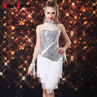 Latin Dance Dress Condole Belt Dress For Dancing 4colors Clothes For Dancing Free Shipping Womens Latin