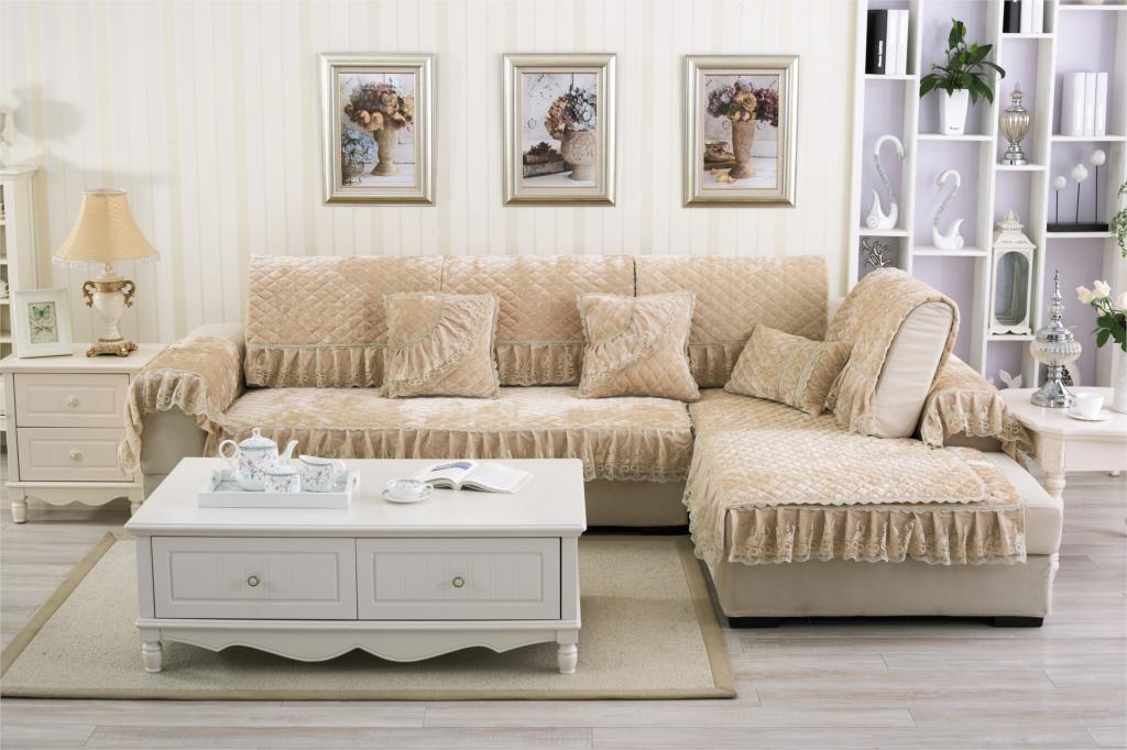 high grade velvet sofa cover set quilted patchwork sofa covers hot sale new manta sofa mat towel. Black Bedroom Furniture Sets. Home Design Ideas