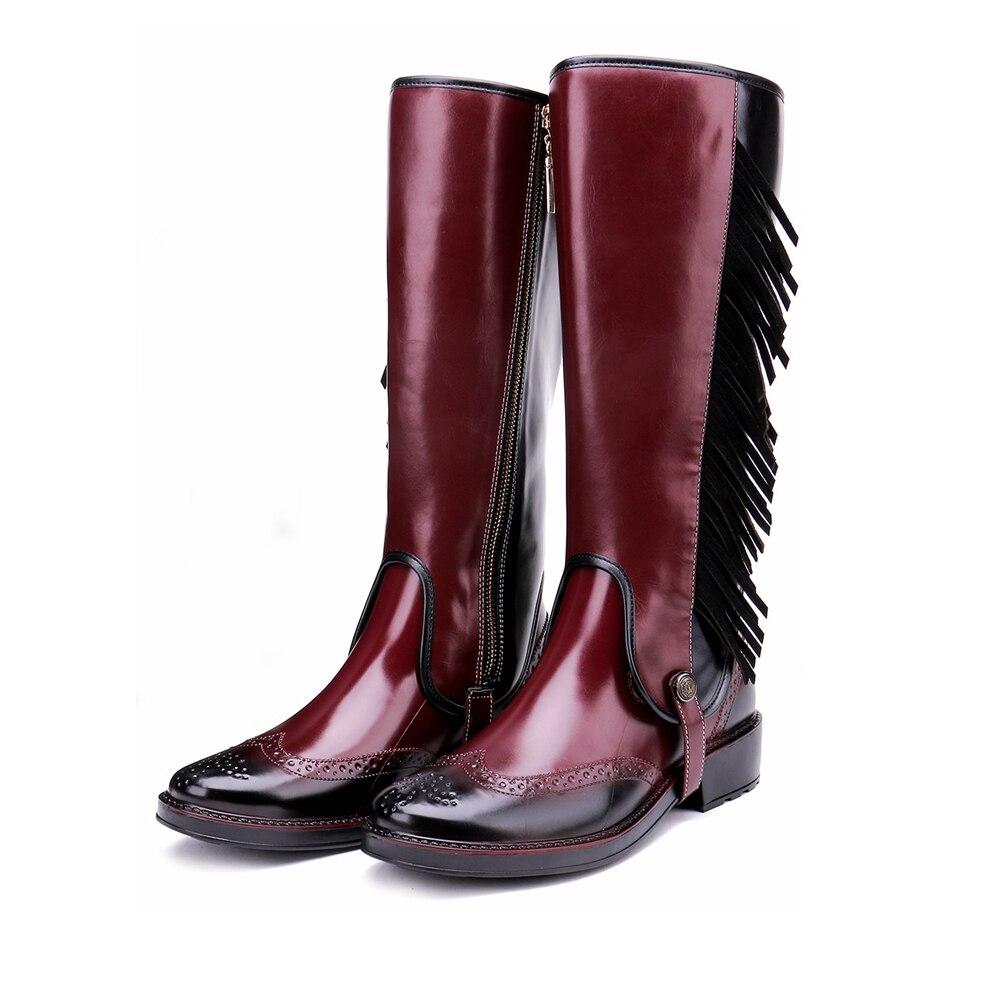 Ženski dežni škornji Tongpu Nepremočljivi snemljivi 2 kosi-7260