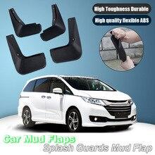 Smrke For Honda Odyssey 05 17 Mudflaps Splash Guards Mud Flap Front Rear Mudguards