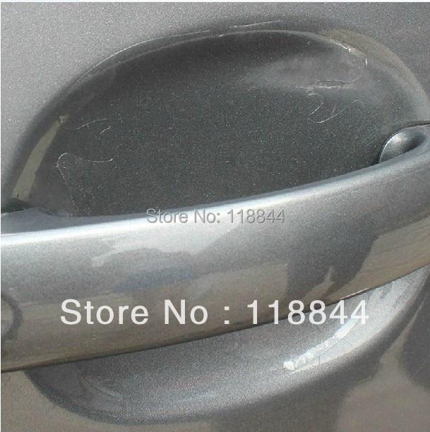 car door handle scratch guard protector film car handle paint