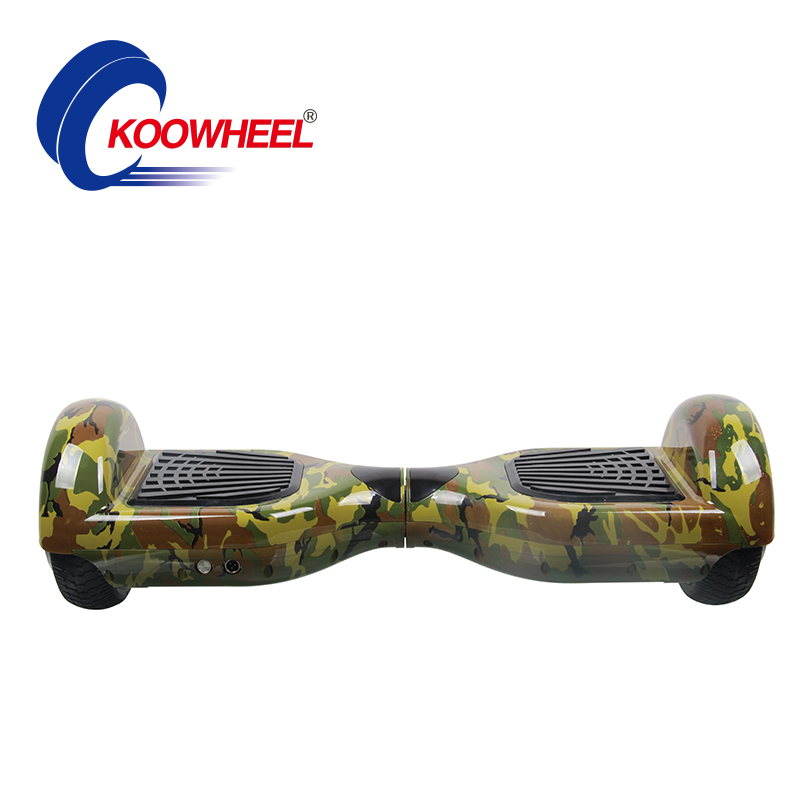 Koowheel Hoverboard 2 Wheel 65 Self Balance Scooter Motor Camo Skull Flame Hip Hop Graffiti X Mas US DE AU Stock UL2272 In Scooters From