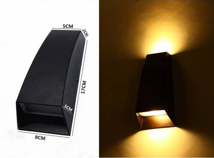 wall outdoor lamp