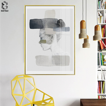 Nordic Cactus Posters and Prints Wall Art Portrait Canvas Painting Pictures For Living Room Scandinavian Home Decor