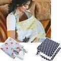 2016 Nueva Cubierta de La Lactancia Materna Enfermería Fundas de Algodón del mantón de La Flor Impresa Cubre para la Alimentación de Enfermería Bebé IB036 P20