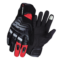 2013 Scoyco MC17B Motorcycle Touch Full Finger Waterproof Gloves Warm Winter Motorbike Protective Racing Gloves GP