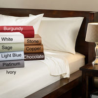 1500 Thread Count Egyptian Quality Ultra Soft Luxurious Bed Sheet Set