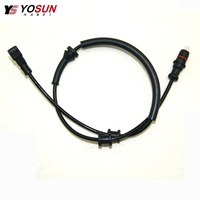 ABS Sensor 8200084126 for Renault Laguna Rear Axle left and right ABS Wheel Speed Sensor
