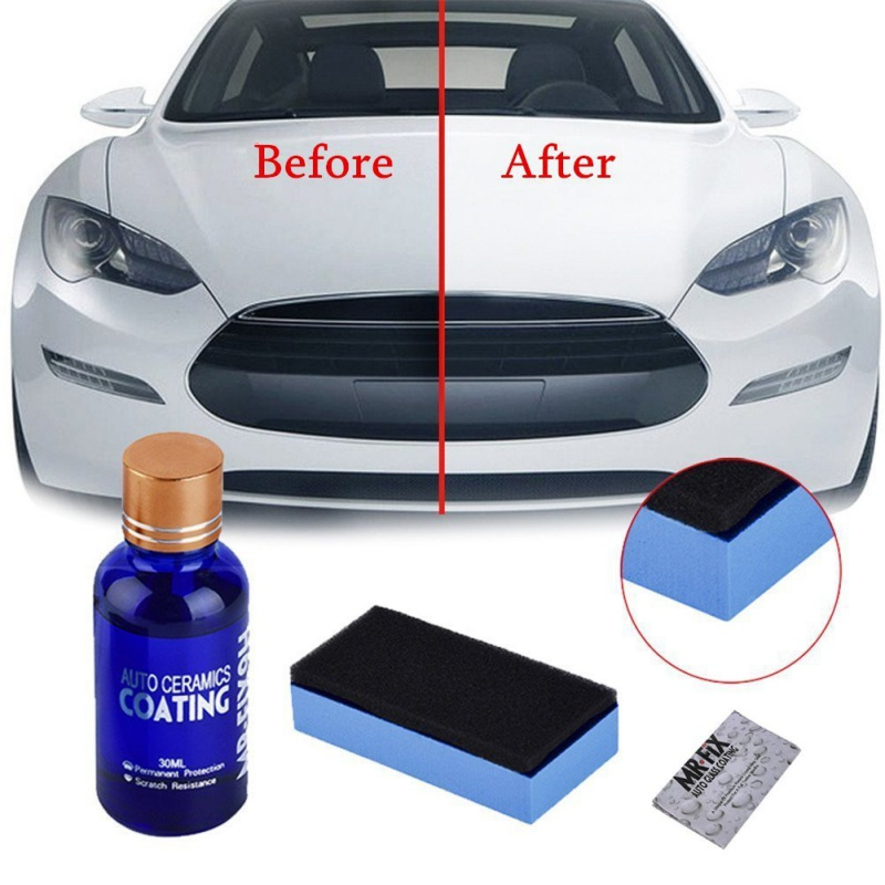 Anti-Scratch Car Polish Motocycle Paint Care Car Liquid Ceramic Coat Super Mr Fix Hot Glass Coating Auto Dropshipping