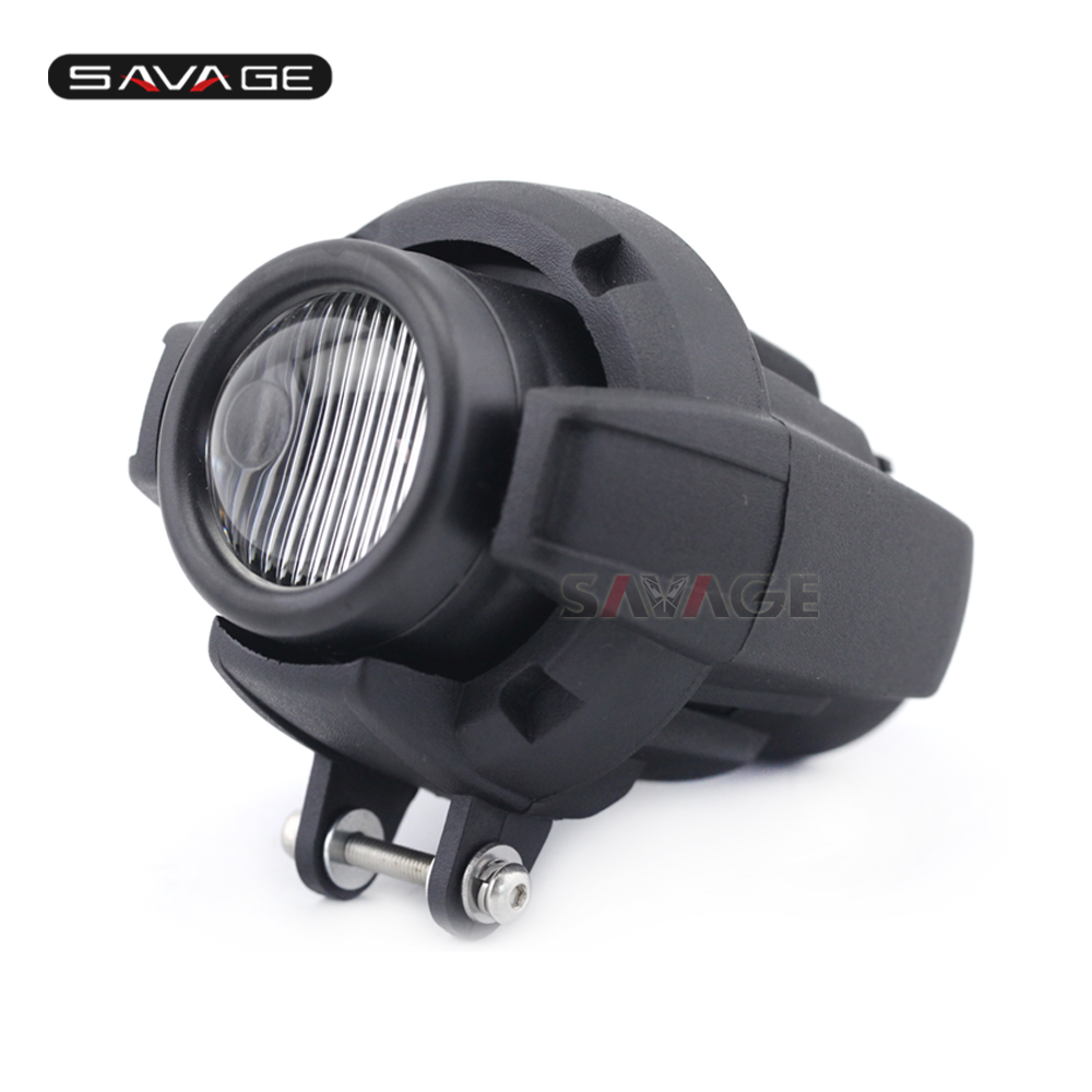 Driving Aux Lights For BMW R1200GS ADV F800GS F650GS Front Head Light Waterproof Motorcycle Fog Lamp Accessories Parts