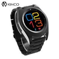 G6 MT2502 380mAh Bluetooth 4 0 Health Data Synchronization Vibration Motor Pedometer Heart Rate Smart Watch