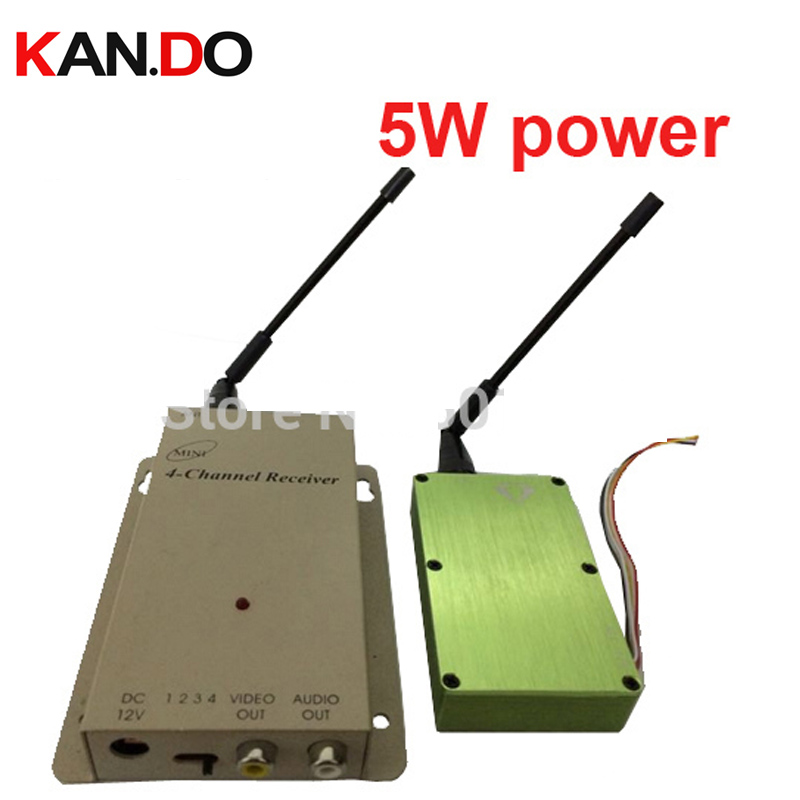 5w 1.2G transceiver,1.2G Video Audio drone Transmitter Receiver,cctv camera transmitter 1.2G CCTV transmitter for FPV taiwan 1 3ghz 7000mw 7w wireless transceiver 1 3ghz video audio transmitter receiver long range fpv cctv transmitter