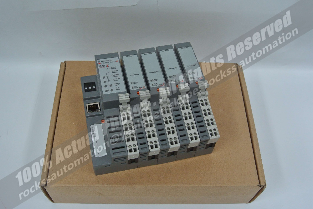 Module 1734-AENT Used In Good Condition With Free DHL / EMS  цены