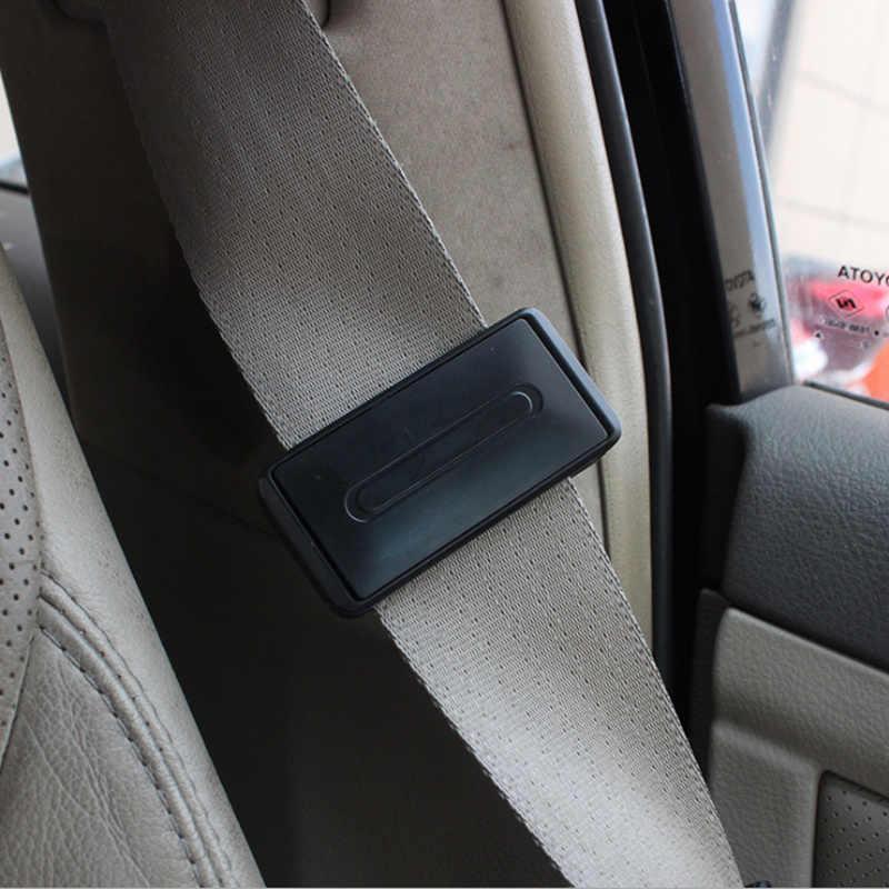 2Pcs Universale AUTO Clip da Cintura di Sicurezza Per Jeep Renegade Wrangler JK Grand Cherokee Compass Patriot Liberty Accessori AUTO