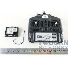 Henglong 4th 2.4Ghz 5.3 RC sterownik radiowy płyta główna wielofunkcyjna jednostka THZH0140