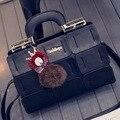 Shoulder bag ladies handbags women 's PU leather handbags sac 2017 ladies handbags ladies brand name   Q4