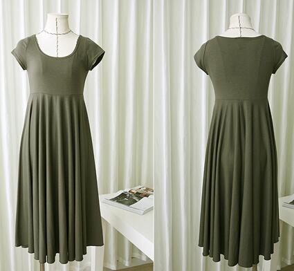 Modal Cotton Maternity Clothing 3