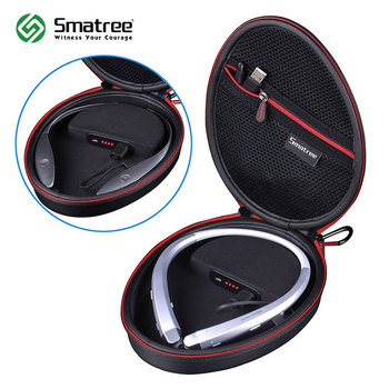 Smatree Charging Case S100P for LG Wireless Headphone Tone+ HBS-910/1100//900/800/760/750/730/700W-(Headphone is NOT included)