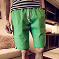 Free Shipping 2015 new men's loose-fitting  shorts / slacks / harem, 4 color, S-xxl, Direct delivery MP076