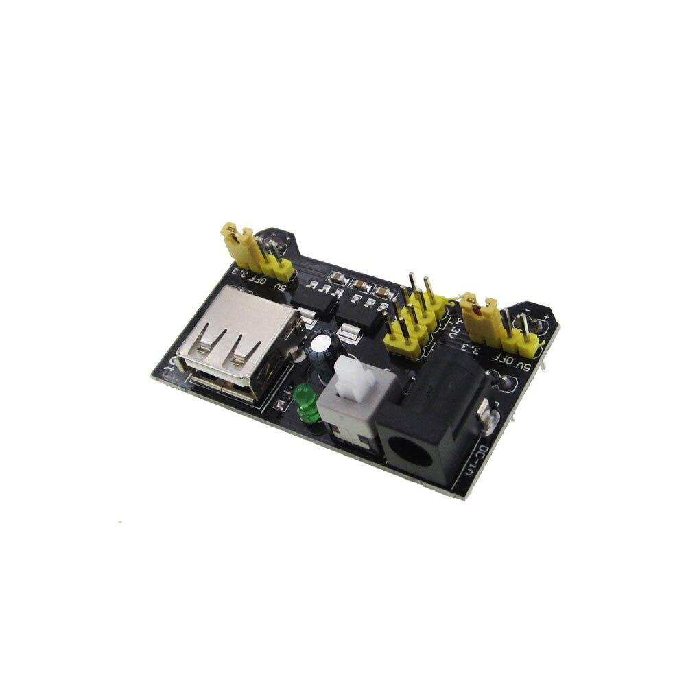 HAILANGNIAO 1pcs MB102 Breadboard Power Supply Module 3.3V/5V