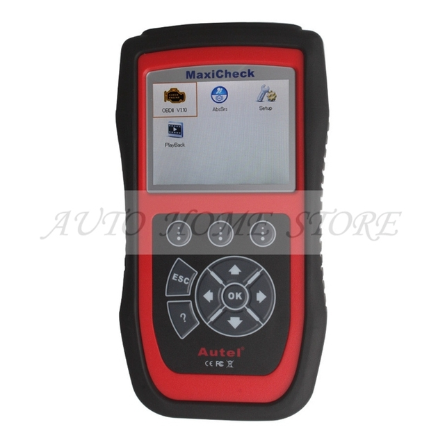 [AUTEL Distributor]100% Original Autel MaxiCheck Airbag/ABS SRS Light Service Reset Tool Free shipping 3 Year Warranty