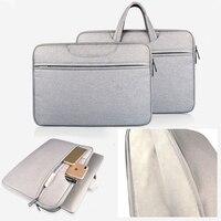 Fashion Top Selling Felt Waterproof Laptop Bag 11 12 13 14 15 15 6 Women Men