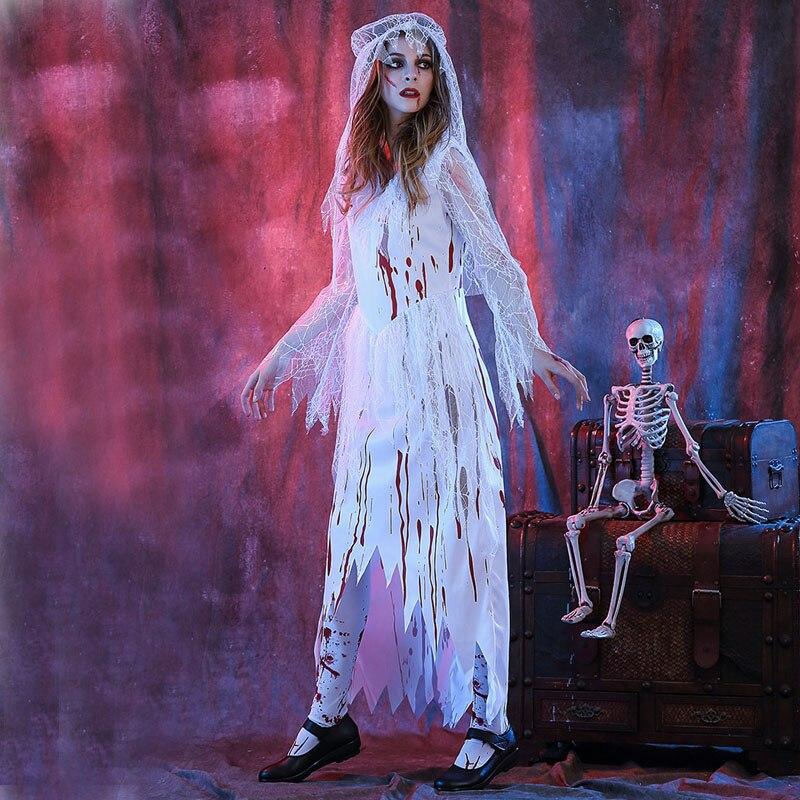 Bonito Vestido De Novia Gótico Blanco Ideas Ornamento Elaboración ...