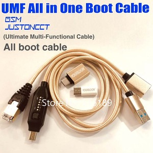 Image 2 - Umf /all in one Cable for edl /dfc for 9800 model For qualcomm/mtk/spd boot for lg 56k/910k