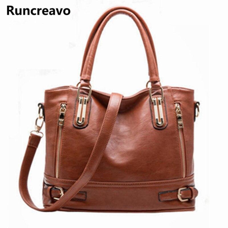 Women Leather Handbags Luxury Women Messenger Bags bolsa feminina Womens Shoulder Bags bags for women Ladies Leather Ba bolsas