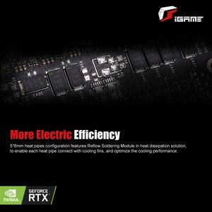 Image 4 - カラフルな iGame rtx 2060 グラフィックカード超 OC GDDR6 Nvidia GPU 6 グラム 1680MHz GeForce ビデオカードカタルーニャデビデオビデオ HDMI ゲーム PC