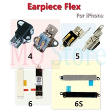 100% New For iPhone 4 4s 5 5s 5c 6 6s Plus Vibrator Motor Flex Cable Cell Mobile