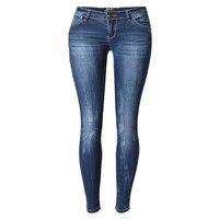 2016 Sexy Low Waist Jeans Woman Skinny Denim Pant For Women Boyfriend Jean For Women Elastic