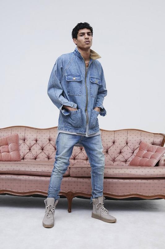 ФОТО 2017  jeans mens designer  club fashion singer justin bieber fog blue skinny ankle zipper jeans