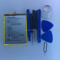 Mobile phone battery for AGM X2 battery 6000mAh Long standby time +Dismantling tool High capacity for AGM x2 SE battery