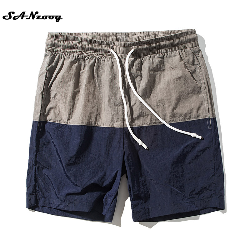 Online Get Cheap Mens Elastic Waist Drawstring Shorts -Aliexpress ...
