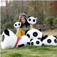 80cm High quality Panda plush toy doll stuffed toy doll gift giant panda stuffed animal