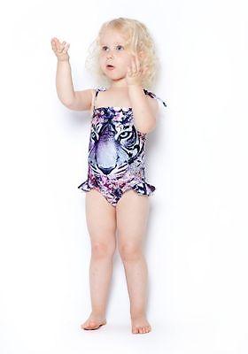 comment commander comment avoir fréquent € 2.76 30% de réduction|3 10 ans mignon enfants filles Floral tigre à  volants Tankini maillot de bain pour bébé une pièce maillot de bain  baignade ...