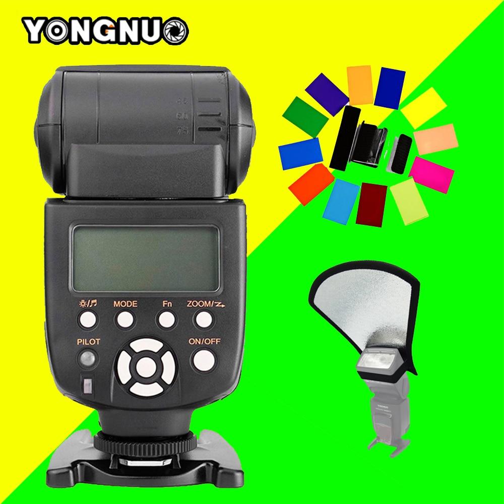 YONGNUO YN565EX Wireless TTL Flash Speedlite YN-565EX For Nikon D7100 D7000 D5200 D5100 D5000 D3100 Camera VS TRIOPO TR-586EX yongnuo yn 565ex n flash speedlite yn565ex n i ttl light for nikon dslr camera or pixel vertax d17 battery grip for nikon d500