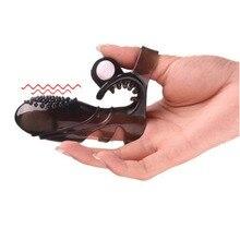 Mini Bullet Vibrators For Women Erotic Finger Sleeve Vibrating G Spot Stimulate Clit Flirt Dildo Adult Masturbator Sex Toys