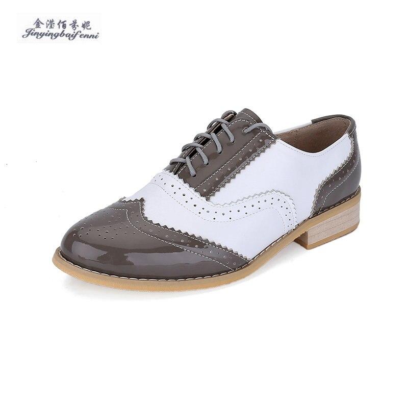 สี่ฤดูกาลแบรนด์หนังแท้สีดำสีขาวสไตล์อังกฤษO Xfordรองเท้าสำหรับผู้ชายธุรกิจรองเท้าลูกไม้ขึ้นรองเท้าวัวs apatos-ใน ออกซ์ฟอร์ดส จาก รองเท้า บน AliExpress - 11.11_สิบเอ็ด สิบเอ็ดวันคนโสด 1