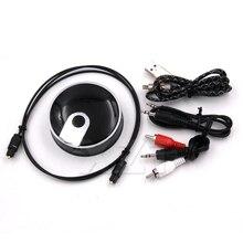 Лидер продаж Беспроводной аудио передатчик оптический Волокно Трансмиссия для Умные телевизоры Xbox Bluetooth 4.0 Музыка коаксиальный 3.5 мм Aux-в Вход